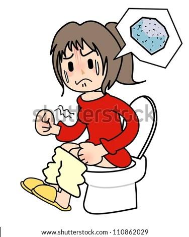 anime girls peeing