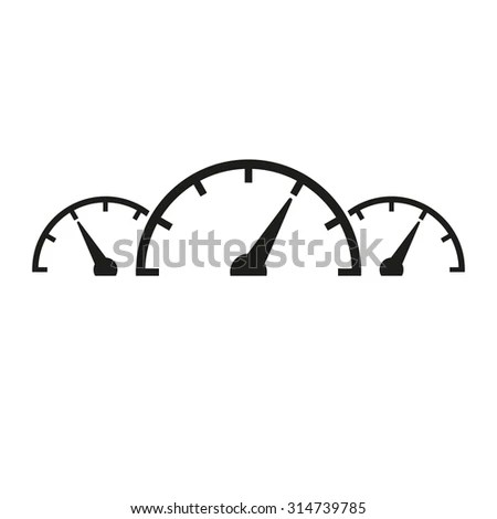 Digital Speedometer Stock Photos, Royalty-Free Images