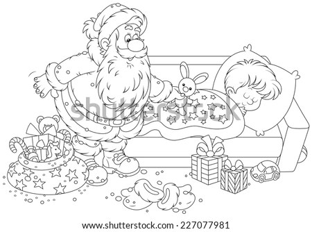 Colorful Christmas Stock Images, Royalty-Free Images