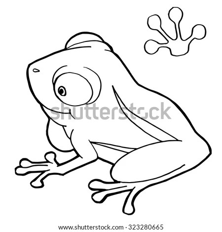 Coloring Pages Little Cute Baby Koala Stock Vector