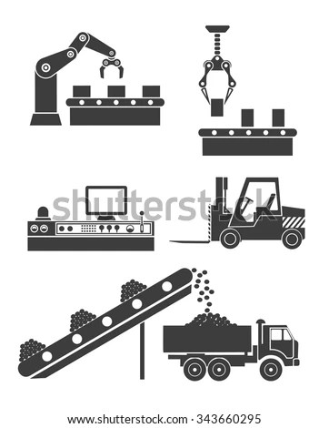 Conveyor Stock Images, Royalty-Free Images & Vectors
