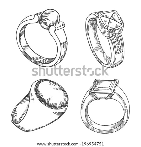 Ring Sketch Stock Images, Royalty-Free Images & Vectors
