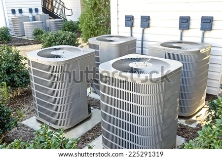 Air Conditioning Units Stock Images RoyaltyFree Images  Vectors  Shutterstock