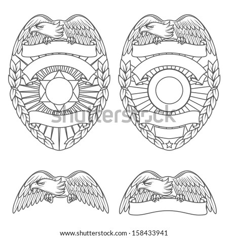 Fbi Agent Coloring Page Coloring Pages