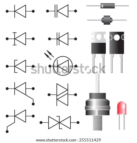 Diode Stock Photos, Royalty-Free Images & Vectors
