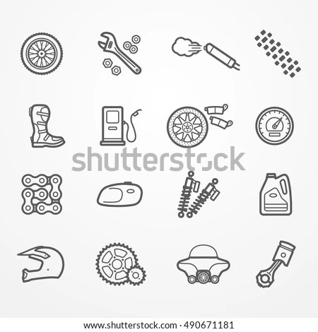 Spare Parts Stock Images, Royalty-Free Images & Vectors