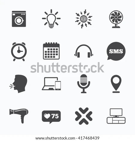 Electronic Symbols Stock Images, Royalty-Free Images