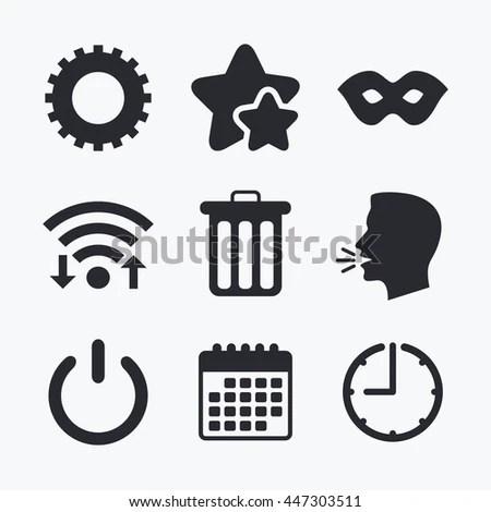 Phone Stars Logo, Phone, Free Engine Image For User Manual