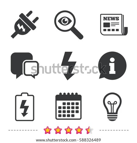 Power Plug Stock Images, Royalty-Free Images & Vectors