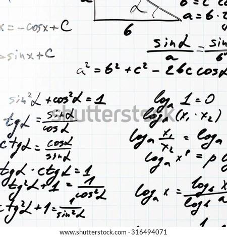 Math Problem Stock Photos, Royalty-Free Images & Vectors