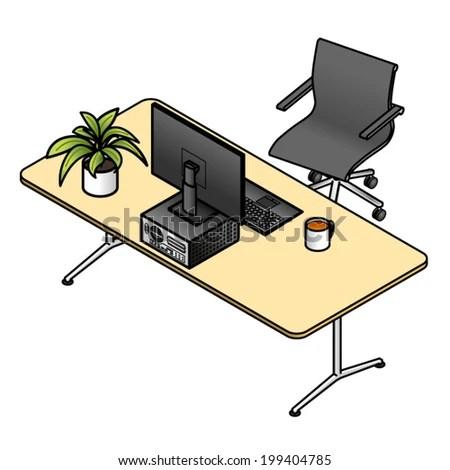 cubicle stock vectors & vector