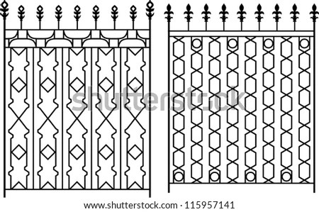Door Grill Stock Images, Royalty-Free Images & Vectors