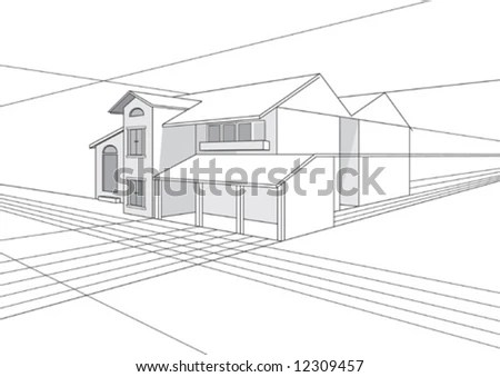 Home Exterior Stock Photos, Royalty-Free Images & Vectors
