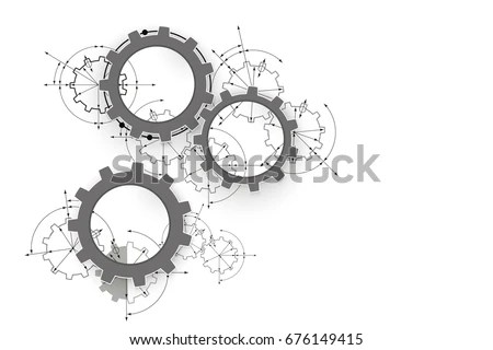 Mechanical Symbols Stock Images, Royalty-Free Images
