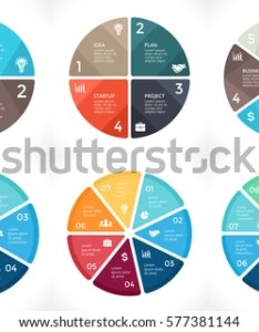 Vector circle arrows infographic cycle diagram graph presentation pie chart business concept also stock royalty rh shutterstock