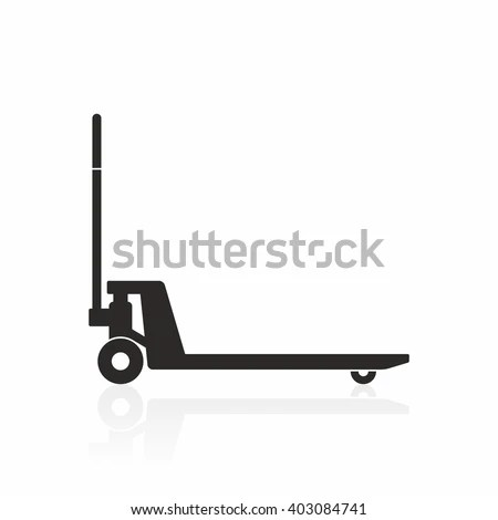 Hand Pallet Truck Stock Images, Royalty-Free Images