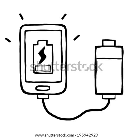 Charger Smart Phone Stock Images, Royalty-Free Images