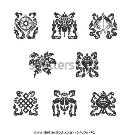 Buddhism Stock Images, Royalty-Free Images & Vectors