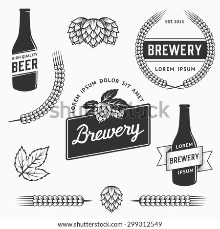 Beer Hops Stock Images, Royalty-Free Images & Vectors