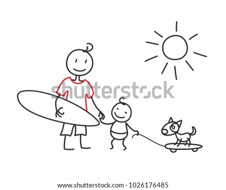 Surf Stick Stock Images, Royalty-Free Images & Vectors