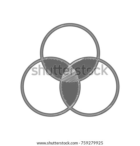 Three Venn Diagram Template Circle Diagram Template Wiring