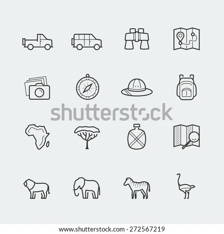 Safari Stock Photos, Royalty-Free Images & Vectors