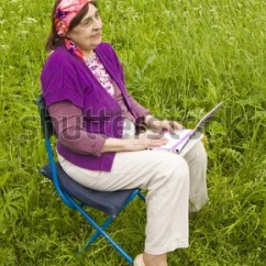 Geriatric Chair For Elderly Steel On Gem Old Sitting Woman Stock Photos, Images, & Pictures | Shutterstock