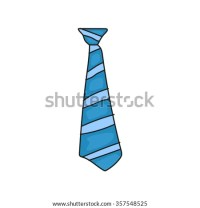 Cartoon Tie Stock Images, Royalty-Free Images & Vectors ...