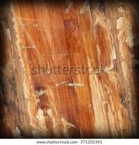 Scanned Image Old Weathered Varnished Blockboard Stock ...