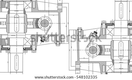 Vector Concept Power Station Infographic Stock Vector