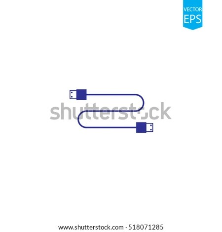 Usb Cable Stock Photos, Royalty-Free Images & Vectors