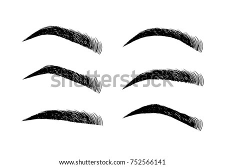 Eyebrows Stock Images, Royalty-Free Images & Vectors