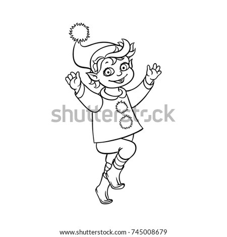 Dancing Elves Stock Images, Royalty-Free Images & Vectors