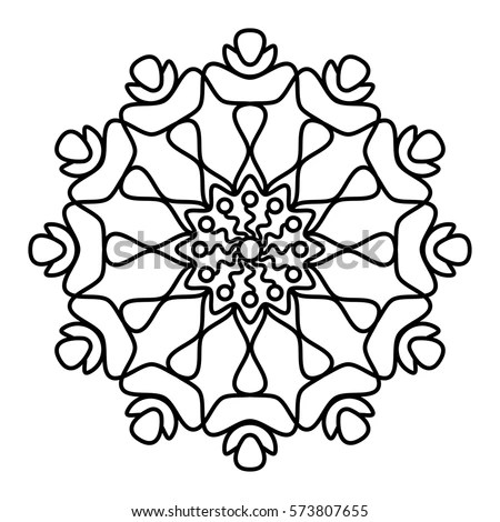 Flower Mandala Stock Images, Royalty-Free Images & Vectors