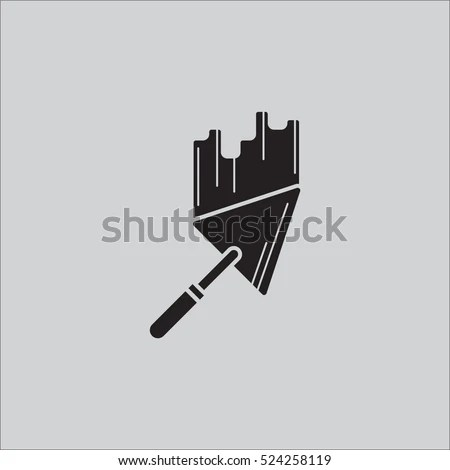 Trowel Stock Images, Royalty-Free Images & Vectors
