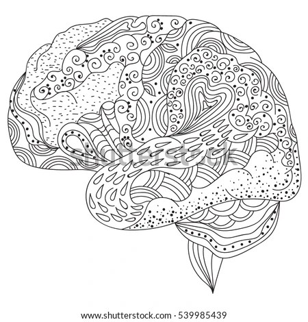 Abstract Brain Stock Images, Royalty-Free Images & Vectors