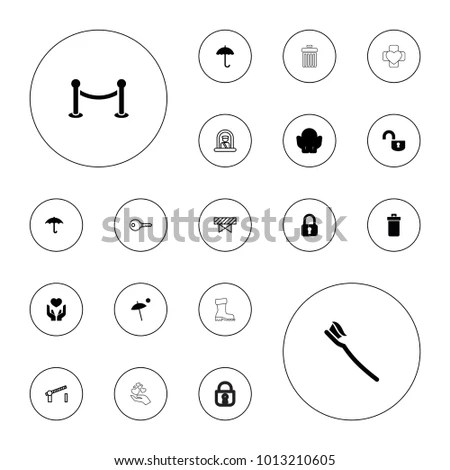 Keep Dry Icon Stock Images, Royalty-Free Images & Vectors
