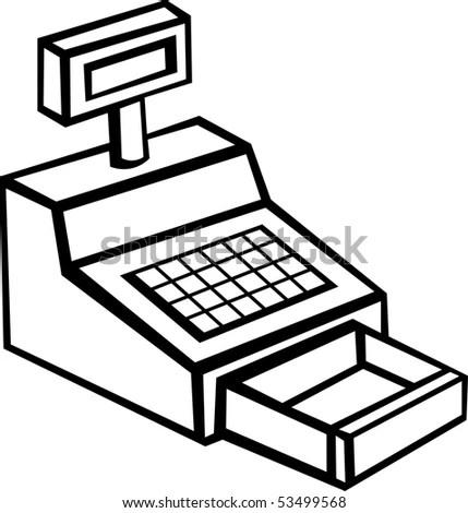 Cashier Machine Stock Photos, Images, & Pictures