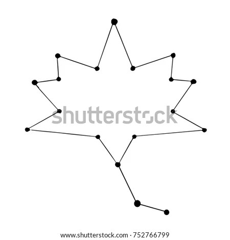 Illustration Cut Out Coupon Star Shape Stock Illustration
