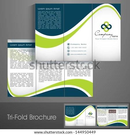Notebook Computer Brochure Template Brochure Template Brochures