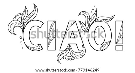 Ciao Stock Images, Royalty-Free Images & Vectors