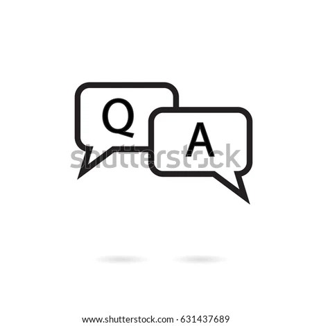 Questions And Answers Stock Images, Royalty-Free Images