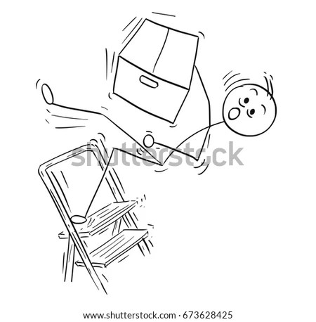 Stepladder Stock Images, Royalty-Free Images & Vectors