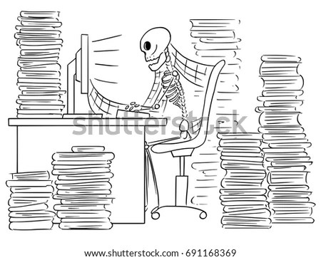 Dead Office Stock Images, Royalty-Free Images & Vectors