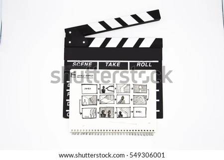Storyboard Stock Images, Royalty-Free Images & Vectors