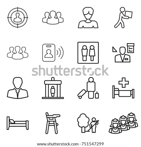 Hotel Employees Group Stock Images, Royalty-Free Images