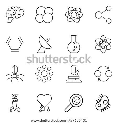 Nanotechnology Concept Fabrication Nanomaterials