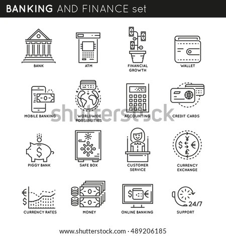 Atm Hands Isometric Colored Square Icon Stock Vector