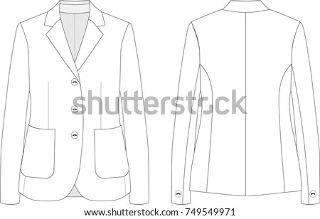 Blazer Stock Images, Royalty-Free Images & Vectors