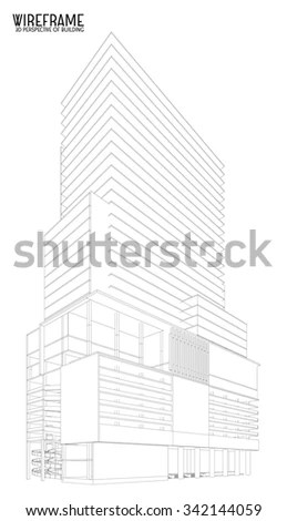 Line Drawing House Stock Images, Royalty-Free Images